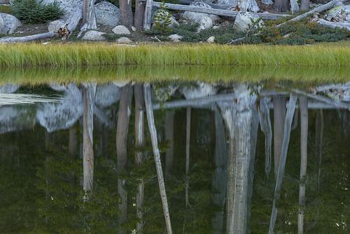 Polly Dome Lakes, Yosemite National Park, CA