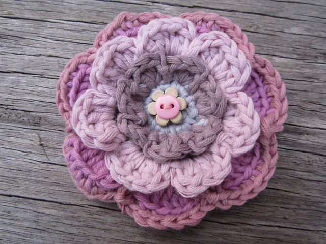 Triple layer flower (1)