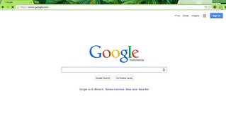 ganti tema chrome3