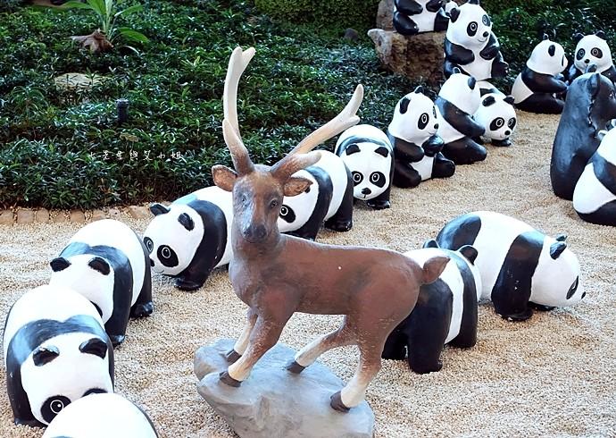 16 1600熊貓世界之旅-SOGO復興館日式庭園
