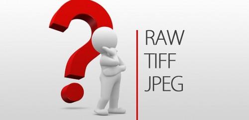 Camera-raw-jpeg-tiff
