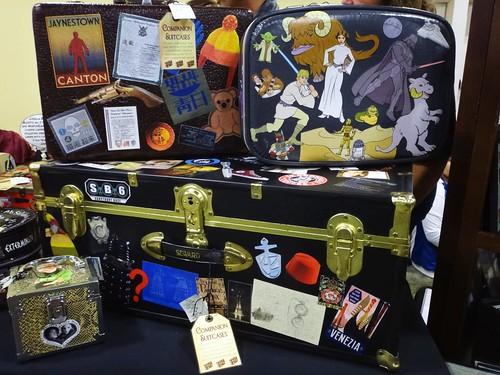 Companion Suitcases