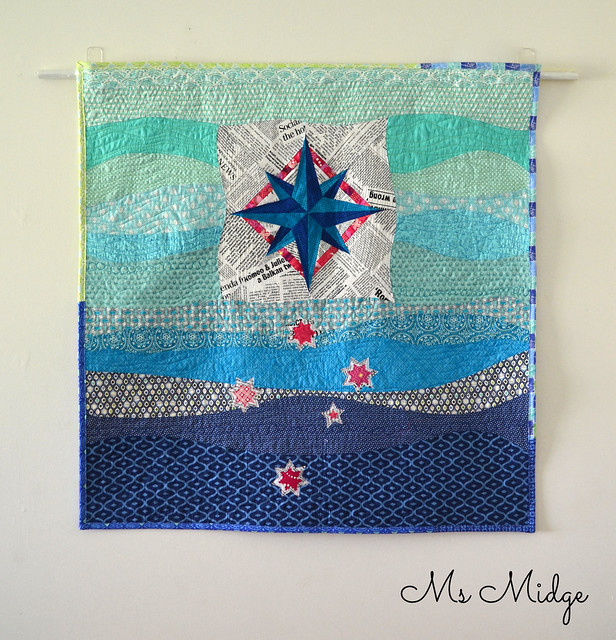 Sewvivor Sew Along - Nautical Challenge