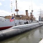 Olympia & Submarine Becuna