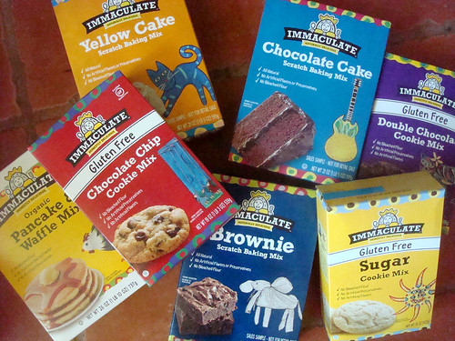 Immaculate Baking Cookie Mix test