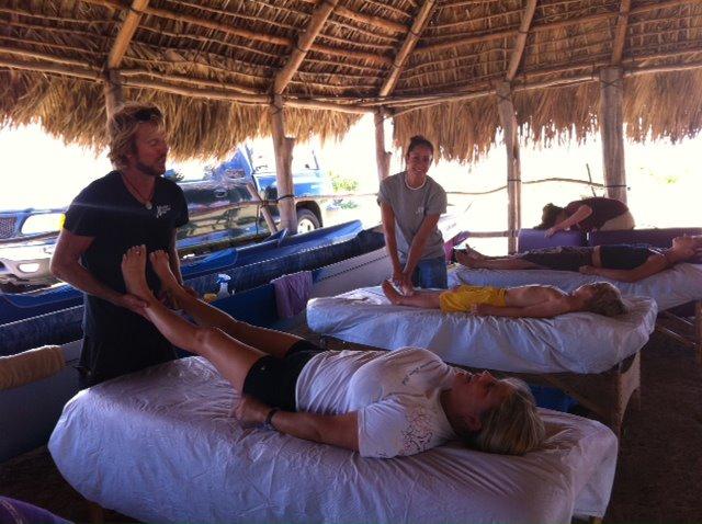 Photo courtesy of Maui School of Therapeutic Massage
