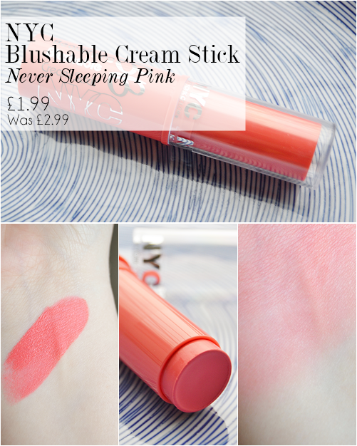 NYC_Cream_Blusher_Stick_Swatches