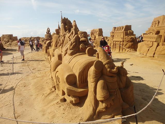 Sculpures sur sable Disney - News Touquet p.1 ! 14933984256_b02acbea2c_z