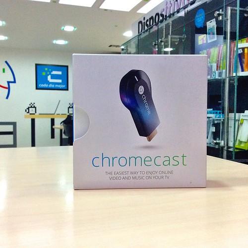 app chromecast
