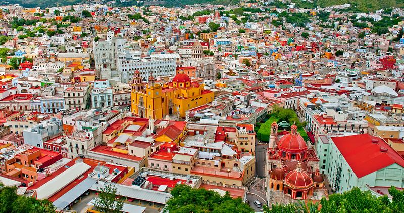 Guanajuato [Mexico] (City Clock)