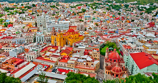 Guanajuato [Mexico] (City Clock) | by City Clock Magazine