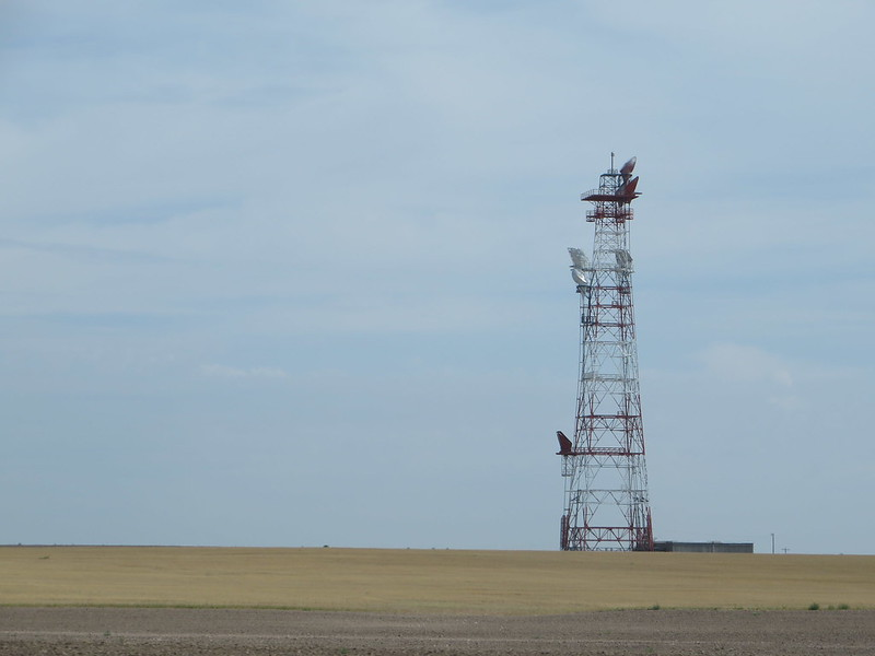 Microwave Relay, Nebraska