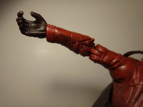 Star-Lord elbow