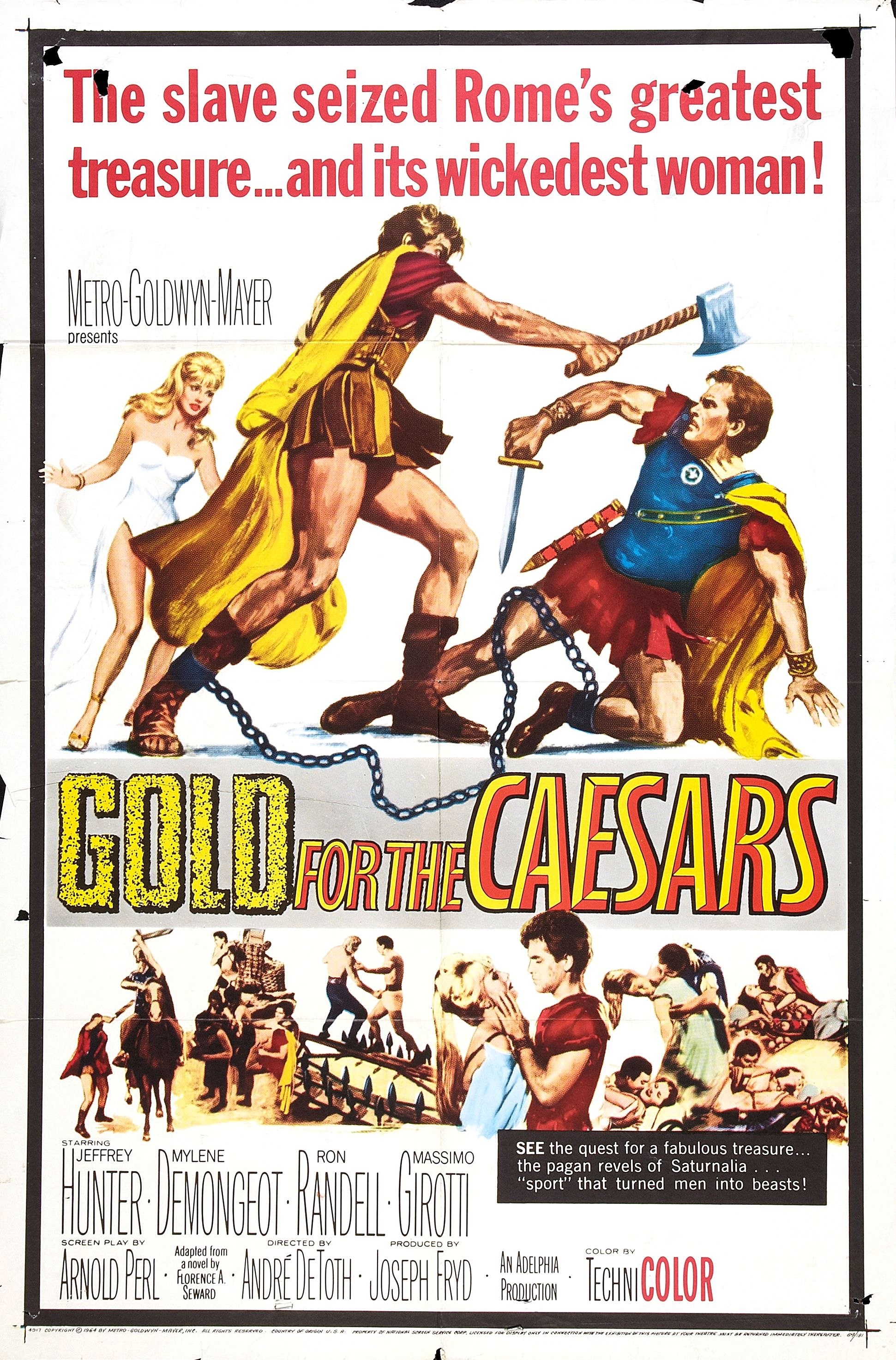 Gold for the Caesars (1963)