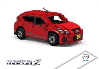 Mazda2 Mk2 (2012)
