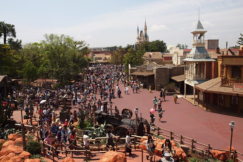 View from Big Thunder Mountain