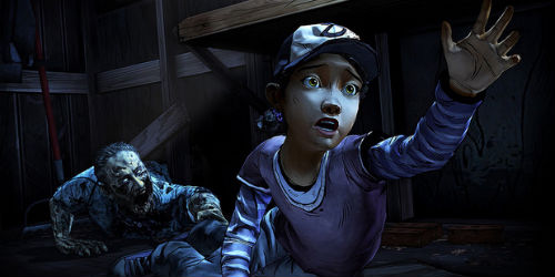 The Walking Dead: Season 2 Episode 5 Achievements and Trophies