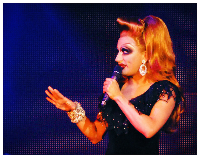 Seeing Bianca Del Rio at the Greyhound