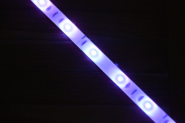1.led purple