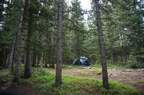 camping cold colorado tent campsite bearlake sanisabelnationalforest spanishpeaks bearlakecampground gettinghigh2014