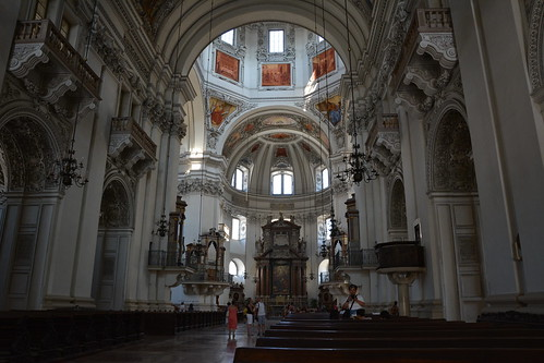 Salzburg's cathedral