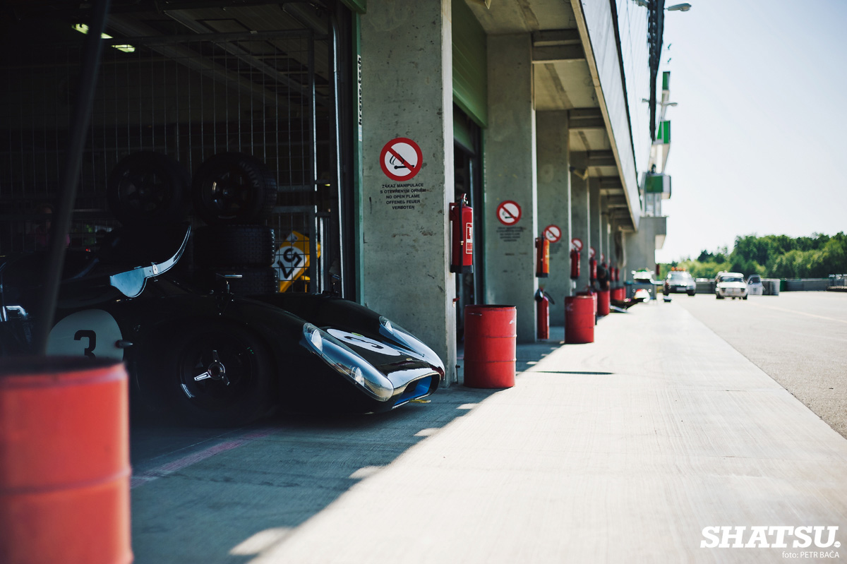Brno Grand Prix Revival, Brno GP Revival, Automotodrom, HPGCA, Lola T70,