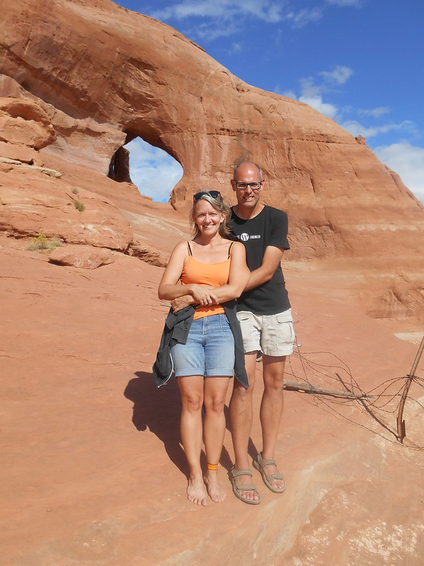 Looking Glass Rock and Arch, La Sal, UT (10)