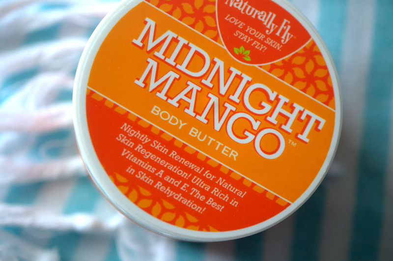 Naturally Fly  Midnight Mango