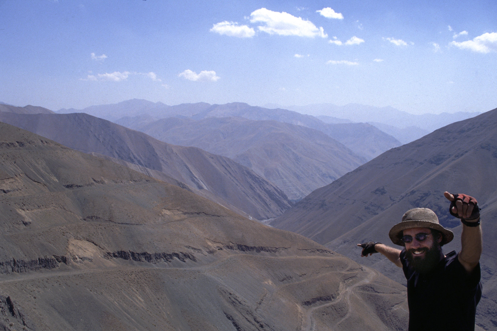Iran - Sécurité en Iran - La conquête des Monts Elbourz