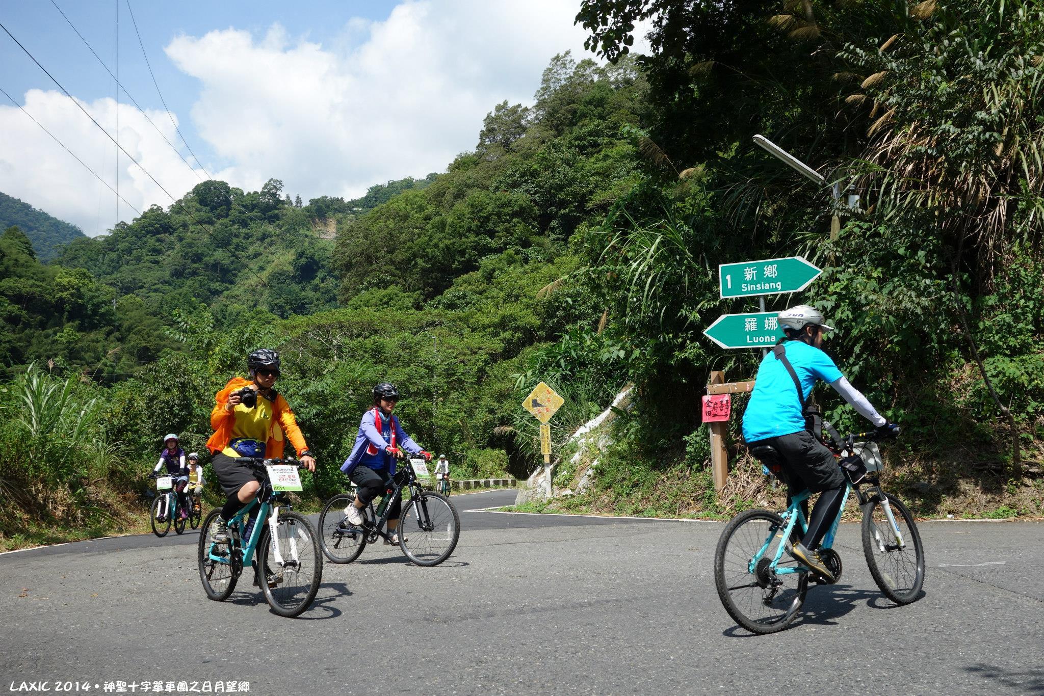 2014.07 神聖十字單車團之日月望鄉DAY2