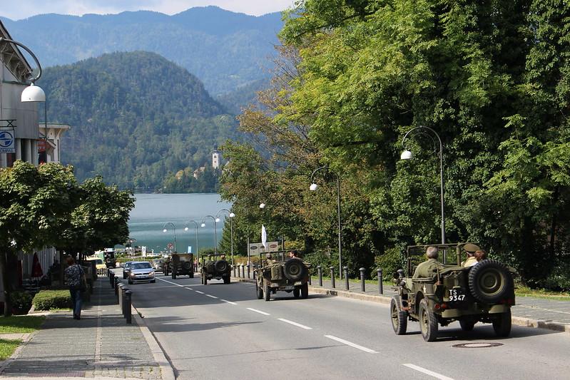 Bled road