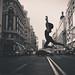 Dancing in Madrid by Sergio Moratilla