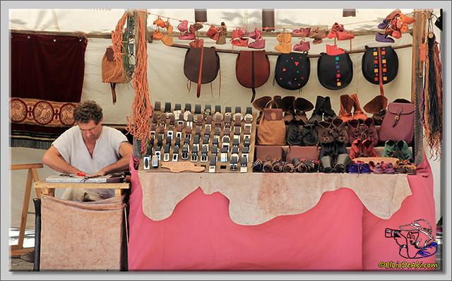 14 Mercado medieval en Briviesca