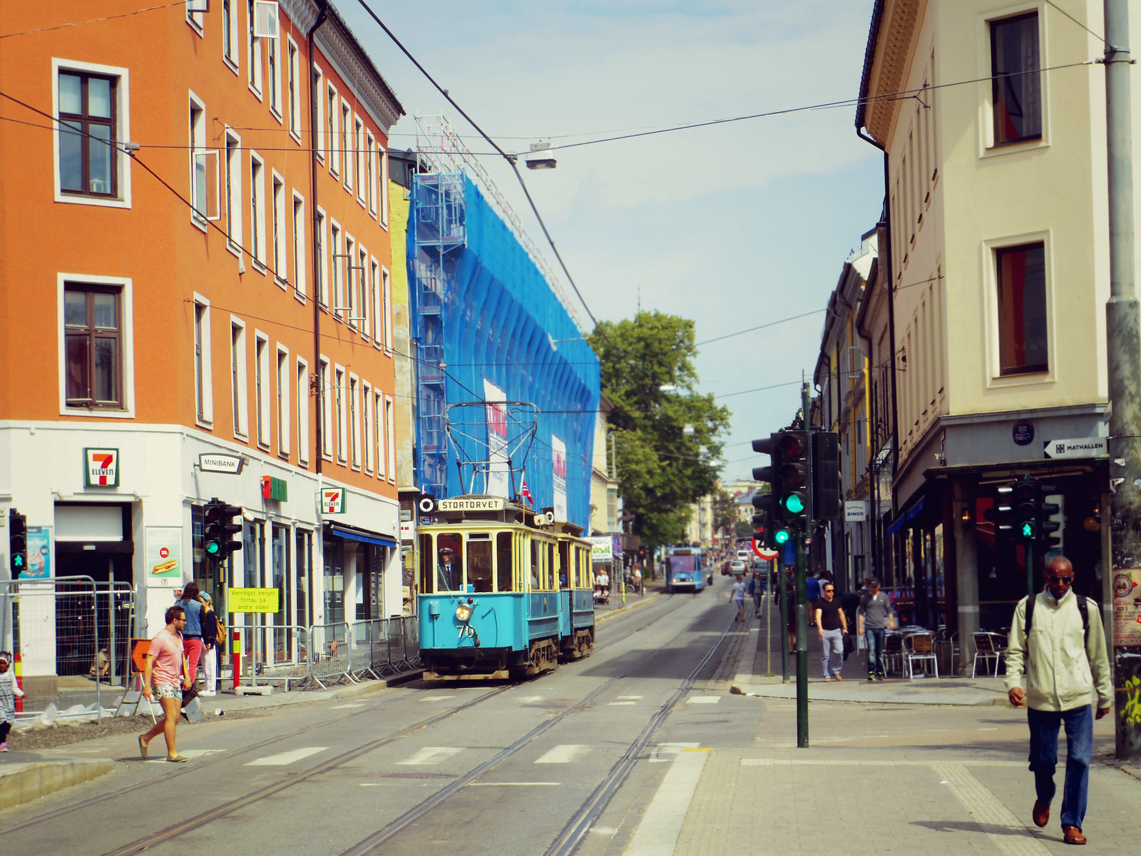 Oslo Tram Guide tourism