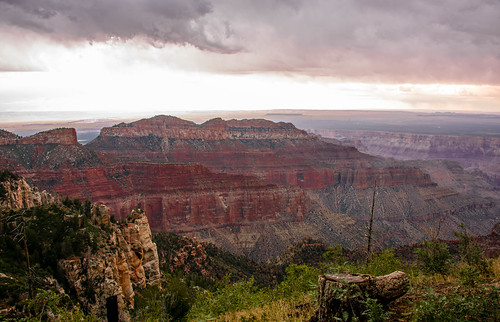 Nikon D810 Sunset Photos of North Rim Grand Canyon Arizona Overlook Grand Canyon Arizona! Dr. Elliot McGucken Fine Art Landscape & Nature Photography for Los Angeles Gallery Show !