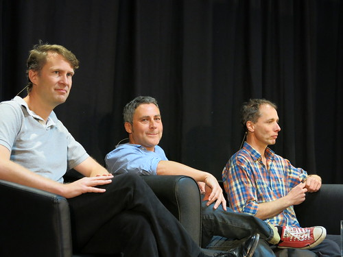 Luke Harding, Richard King, Nicky Hager: Secrets, spies and free speech