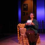 The Last Romance Photo Credit John Gary Brown 2014 - Pictured: Anne F. Butler (Rose)