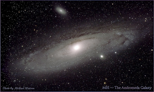 2014 August 28 ~ M31, The Andromeda Galaxy