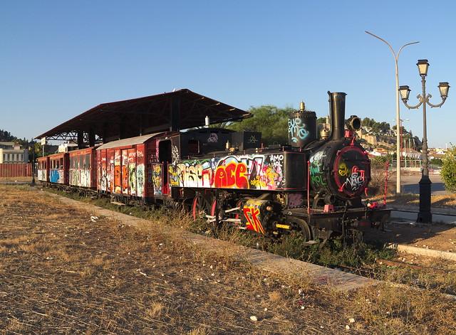 Eisenbahn Pelepones