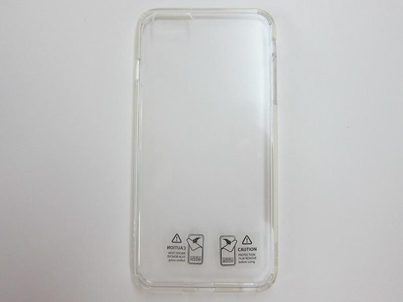 Spigen iPhone 6 Plus Ultra Hybrid Case - Back
