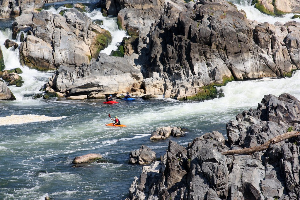 Great Falls Kayaking