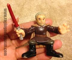 Star Wars Count Dooku Playschool
