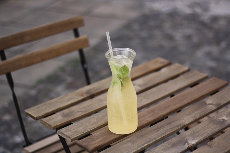 Domácí limonády \ Homemade lemonade \ Hausgemachte Limonade