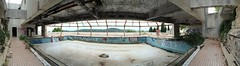 Hotel Belvedere pool pano