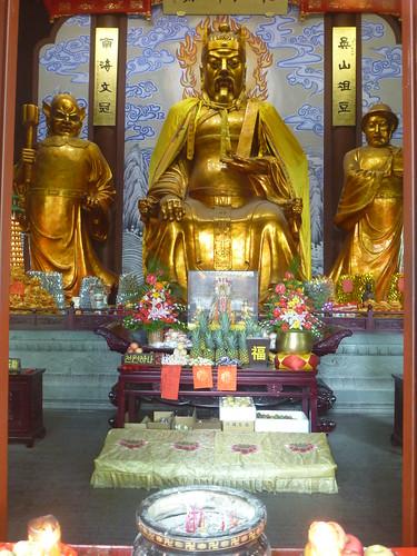 Zhejiang-Hangzhou-Quartier historique-Montagne (33)