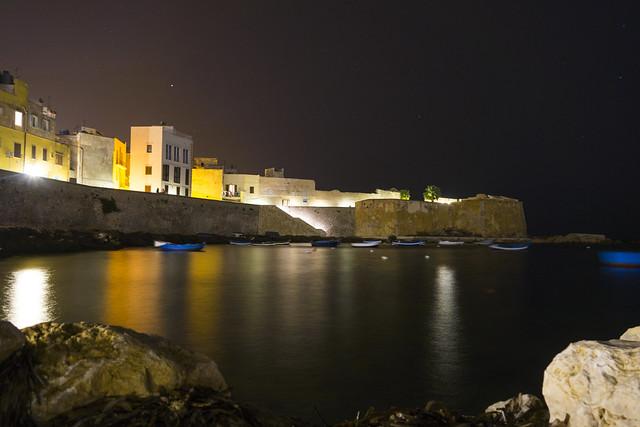 Trapani by Night