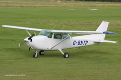 G-BNTP - 1978 build Cessna 172N Skyhawk, Barton based