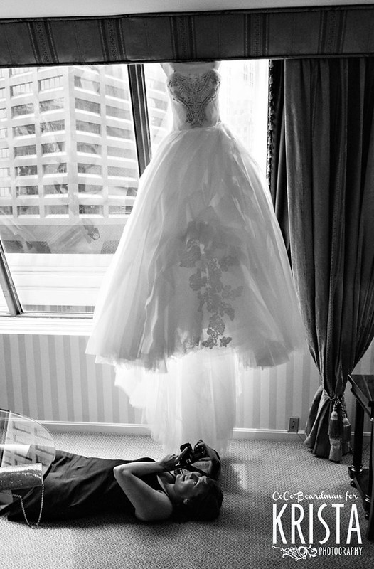 Gorgeous Langham Hotel Wedding in Boston