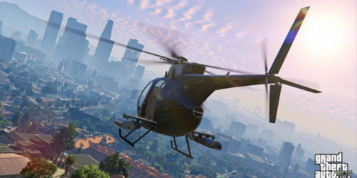 The reason why GTA 5 is delayed on PC