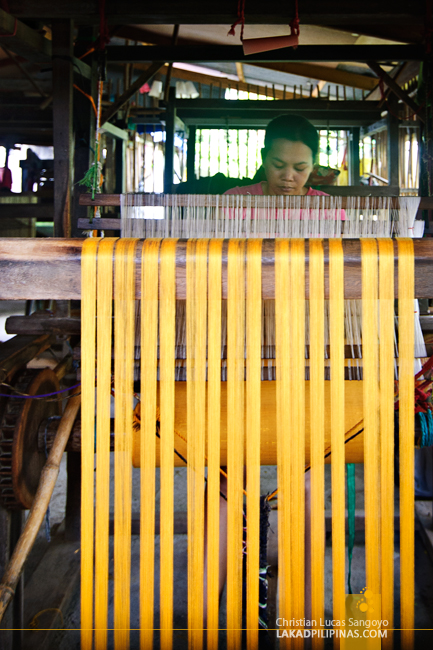 Abel Weaving in Ilocos